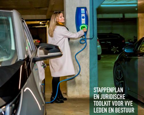 Laadoplossingen voor elektrische auto's binnen de VvE