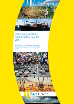 Uitbreiding publieke laadinfrastructuur tot 2020