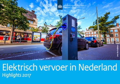 Elektrisch vervoer in Nederland – Highlights 2017